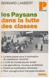 Les paysans dans la lutte des classes 1970 Seuil