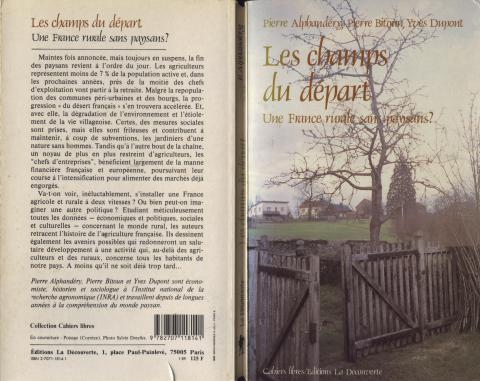 Alphandéry Bitoun Dupont Éd La Découverte 1989
