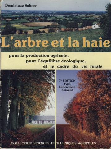 Soltner 1985 L'arbre et la haie