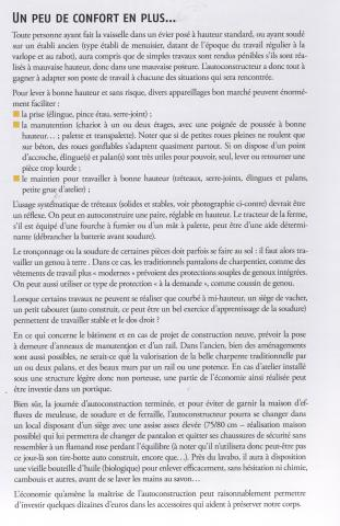 guide de l'auto construction édité par l'Atelier Paysan