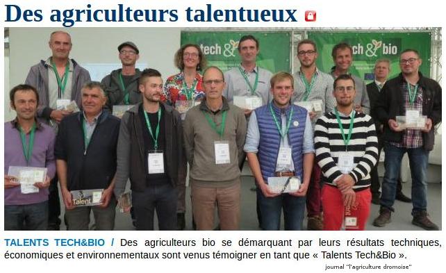 Participation du Biau Jardin de Grannod aux